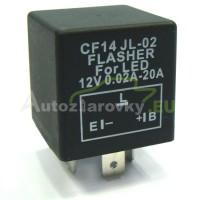 LED relé CF14 pre smerovky