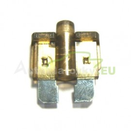 Autopoistka MEDIUM 7,5A hnedá s LED kontrolkou