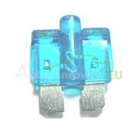 Autopoistka MEDIUM 15A modrá s LED kontrolkou