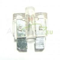 Autopoistka MEDIUM 25A biela s LED kontrolkou