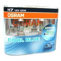 OSRAM COOL BLUE H7 12V 55W DUO BOX