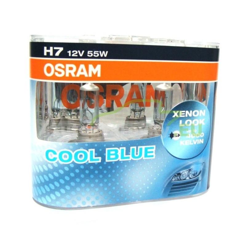 osram cool blue h7 12v 55w duo box autoziarovky eu. Black Bedroom Furniture Sets. Home Design Ideas