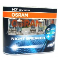 OSRAM NIGHT BREAKER H7 12V 55W DUO BOX