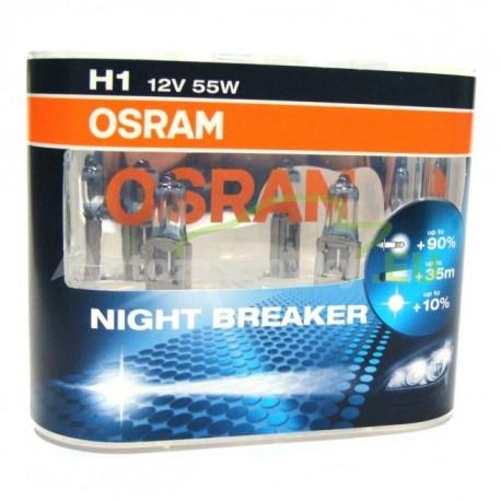 osram night breaker h1 12v 55w duo box autoziarovky eu. Black Bedroom Furniture Sets. Home Design Ideas