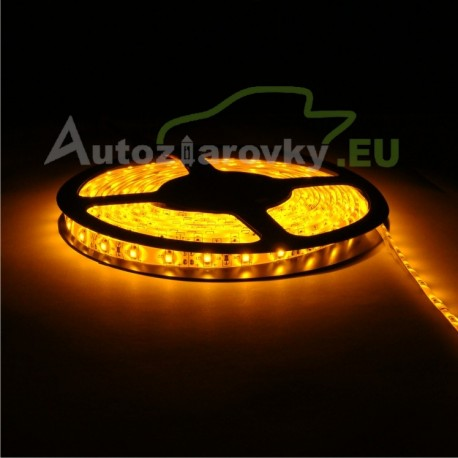 LED Strip Flexi 3528 SMD 5m AMBER