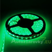 LED Strip Flexi 5050 SMD 5m GREEN