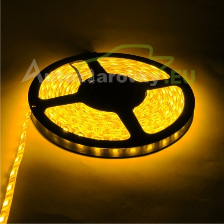 LED Strip Flexi 5050 SMD 5m AMBER