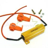 LED rezistor 50W 6Ohm