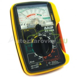 Analógový multimeter AX-7003