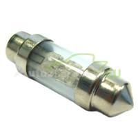 LED Autožiarovky STARBLAST 014110 - S8.5x36 4LED - biele