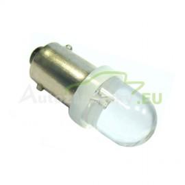 LED Autožiarovky STARBLAST 014203 - BA9S 1LED konvex - biele