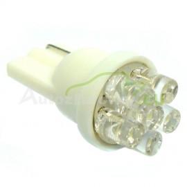 LED Autožiarovky STARBLAST 014204 - T10 6LED - biele