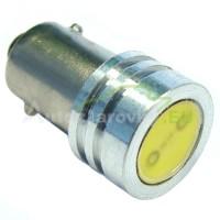 LED Autožiarovky STARBLAST 014206 - BA9S 1LED HP 1W - biele