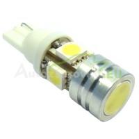 LED Autožiarovky STARBLAST 014210 - T10 4SMD+1W - biele