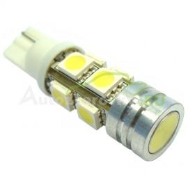 LED Autožiarovky STARBLAST 014211 - T10 8SMD+1W - biele