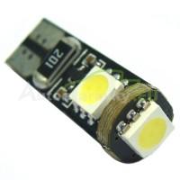 LED Autožiarovky STARBLAST 014301 - T10 3SMD CANBUS - biele