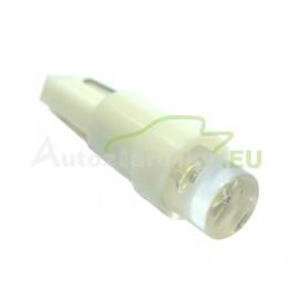 LED Autožiarovky STARBLAST 014401 - T5 1LED konkav - biele