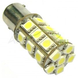 LED Autožiarovky STARBLAST 0145307 BAY15D 27SMD 5050 - biele