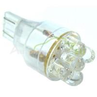 LED Autožiarovky STARBLAST 014801 T15 6LED - biela