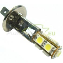 LED Autožiarovky STARBLAST 0149101 - H1 9SMD 5050 - biele