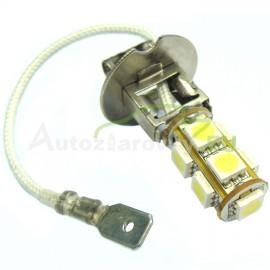 LED Autožiarovky STARBLAST 0149201 -  H3 9SMD 5050 - biele
