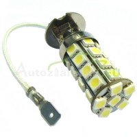 LED Autožiarovky STARBLAST 0149203 - H3 30SMD 5050 - biele
