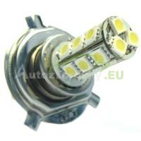 LED Autožiarovky STARBLAST 0149301 - H4 18SMD 5050 - biela