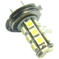 LED Autožiarovky STARBLAST 0149401 - H7 18SMD 5050 - biele