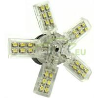 LED Autožiarovka STARBLAST sba035s BAY15D 5STAR - biele