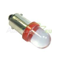LED Autožiarovky STARBLAST 114203 - BA9S 1LED konvex - červené