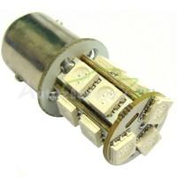 LED Autožiarovky STARBLAST 1145306 BAY15D 13SMD 5050 - červené
