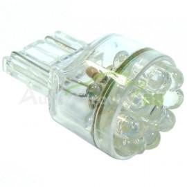 LED Autožiarovky STARBLAST 114702 T20 9LED - červené