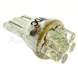 LED Autožiarovky STARBLAST 214204 - T10 6LED - žlté