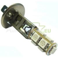 LED Autožiarovky STARBLAST 2149101 -  H1 9SMD 5050 - žlté