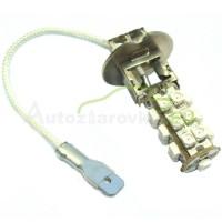 LED Autožiarovky STARBLAST 2149202 -  H3 25SMD 3528 - žlté