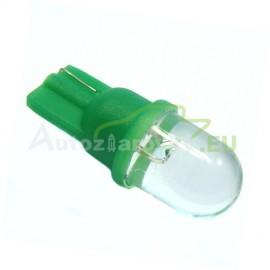 LED Autožiarovky STARBLAST 314201 - T10 1LED konvex - zelené