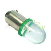 LED Autožiarovky STARBLAST 314203 - BA9S 1LED konvex - zelené