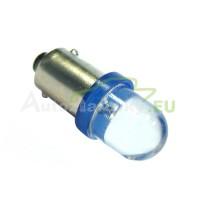 LED Autožiarovky STARBLAST 414203 - BA9S 1LED konvex - modré