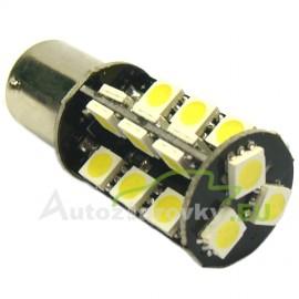 LED Autožiarovky STARBLAST 0146301 BAY15D CANBUS 27SMD 5050 - biele
