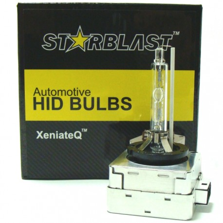 Xenonónová výbojka STARBLAST™ XeniateQ™ D3S 6000K