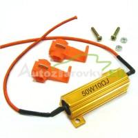 LED rezistor 50W 10Ohm
