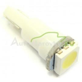 LED Autožiarovky STARBLAST 016401 - T5 1LED SMD - biele