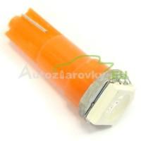 LED Autožiarovky STARBLAST 116401 - T5 1LED SMD - červené