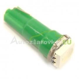 LED Autožiarovky STARBLAST 316401 - T5 1LED SMD - zelené