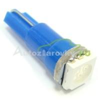 LED Autožiarovky STARBLAST 416401 - T5 1LED SMD - modré