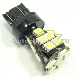 LED Autožiarovky STARBLAST 0167703 T20 7443 21SMD CANBUS - biele