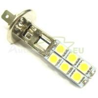 LED Autožiarovky STARBLAST 0169102 - H1 12SMD 5050 - biele