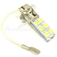 LED Autožiarovky STARBLAST 0169204 -  H3 12SMD 5050 - biele