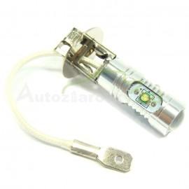 LED Autožiarovky STARBLAST 0169206 - H3 25W HP CREE XPE  - biele
