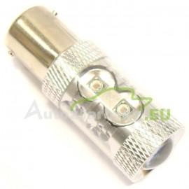 LED Autožiarovky STARBLAST 1165105 BA15S 50W EPISTAR 10LED - červené